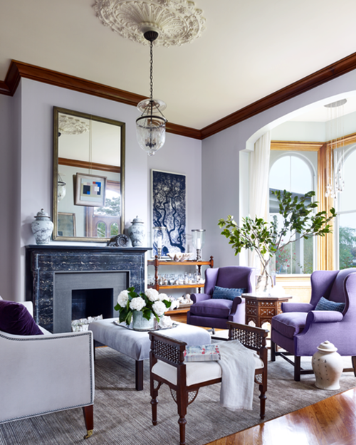 7 Stunning Living Room Paint Color Combinations - Dream House