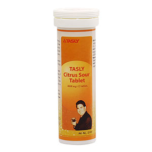 Tasly Citrus Sour Tablet