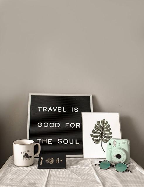 LIFE LESSONS travel