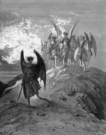 demonologia, estudos sobre demônios o que a igreja católica diz a respeito