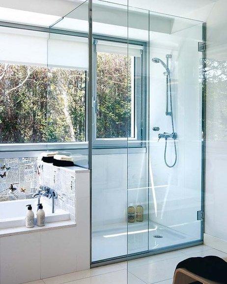 Decotips ¿Ducha y bañera en menos de 10 m²? - Virlova Style