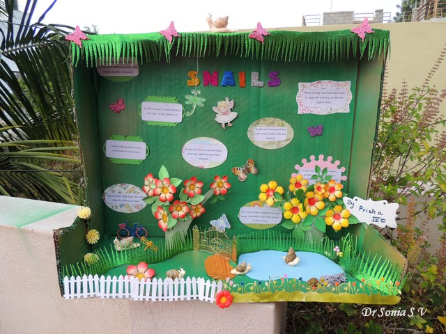 Kids Craft Insect Habitats