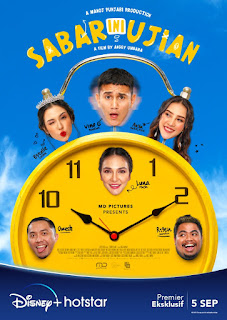 Download Film Sabar Ini Ujian Full Movie 2020