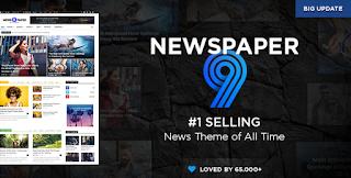 Gazete v9.5 - WordPress Haber Teması 2019