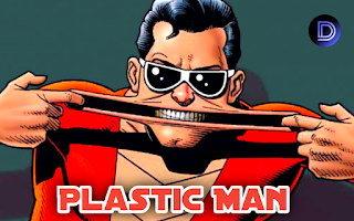 Dc New Plastic Man Movie Cast Female in Lead Role Reportedly