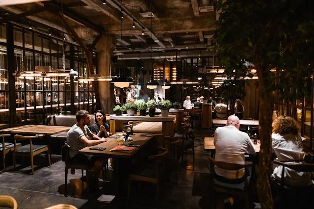 МОЗ не дозволив відкривати ресторани в Києві та семи областях