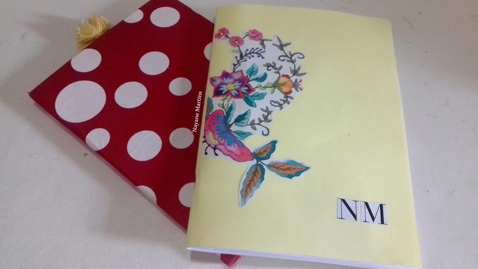 Caderno Grampeado