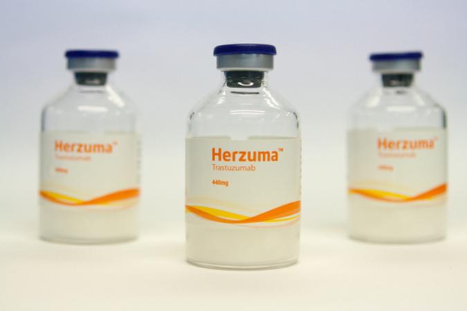 Penelitian Celltrion Healthcare Wins Big Hospital Tender for Herzuma in France
