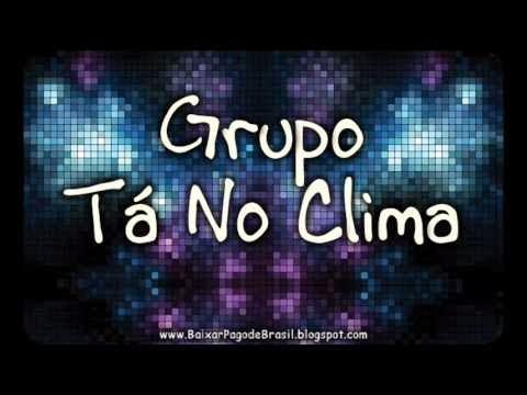 Grupo Tá no Clima – Me falta você (2014)