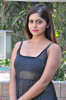 Pragya Nayan New Fresh Telugu Actress Stunning Transparent Black Deep neck Dress ~  Exclusive Galleries 003.jpg