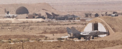 Syrian air base, T-4