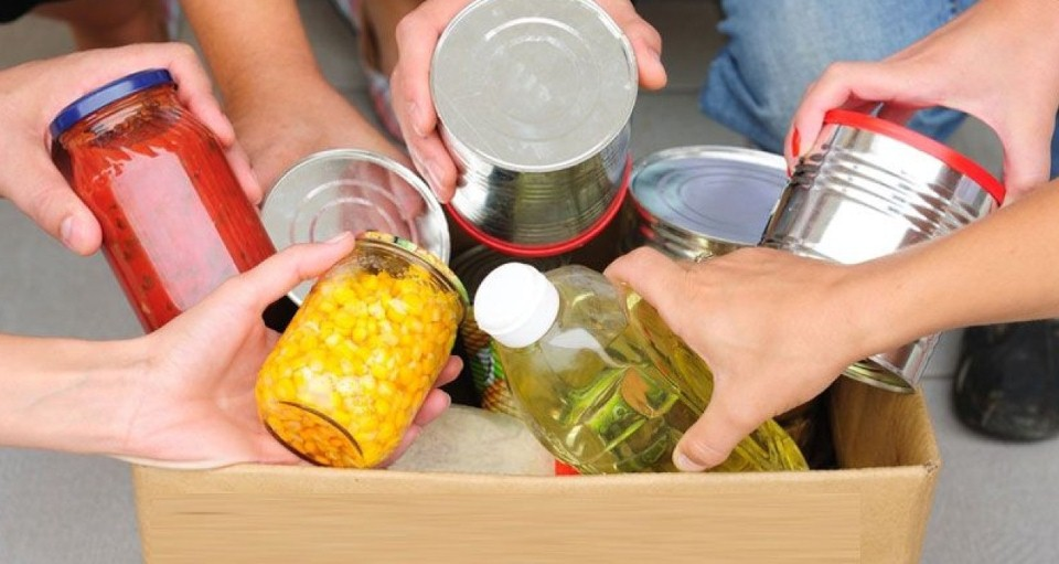 Συγκέντρωση τροφίμων από τον Εμπορικό Σύλλογο Λάρισας