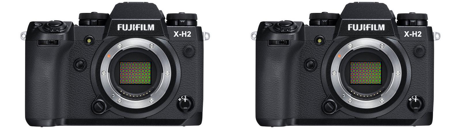 Две фотокамеры Fujifilm