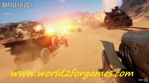 """Free Download Battlefield 1 ""Fitgirl Repack"
