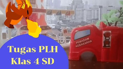 Tugas PLH Klas 4 SD: Membuat Video Tentang Bencana Kebakaran