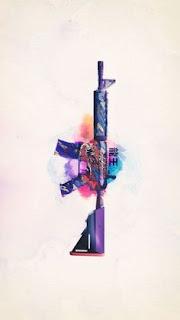 كيف تلون الأسلحة في لعبة ببجي موبايل بدون شحن سيزون 13