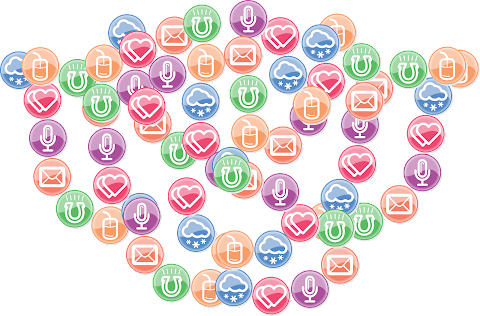 VECTOR BUTTON PNG 2339