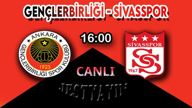 Gençlerbirliği - Sivasspor canlı maç izle