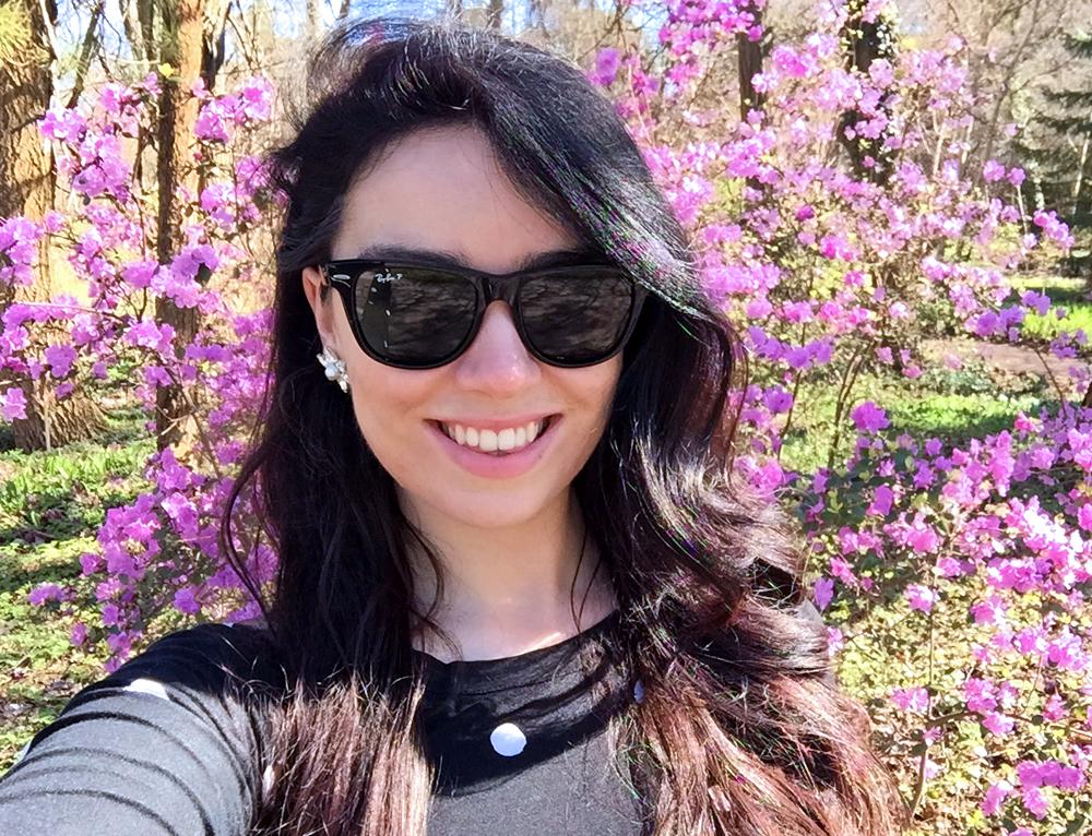 Emma Louise Layla at the Berlin Botanical Garden - travel & lifestyle blog