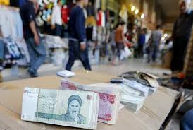 Iran's rial hits new low against dollar on Saturday as economy reels
