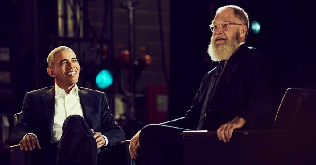 Will the real David Letterman please stand up?