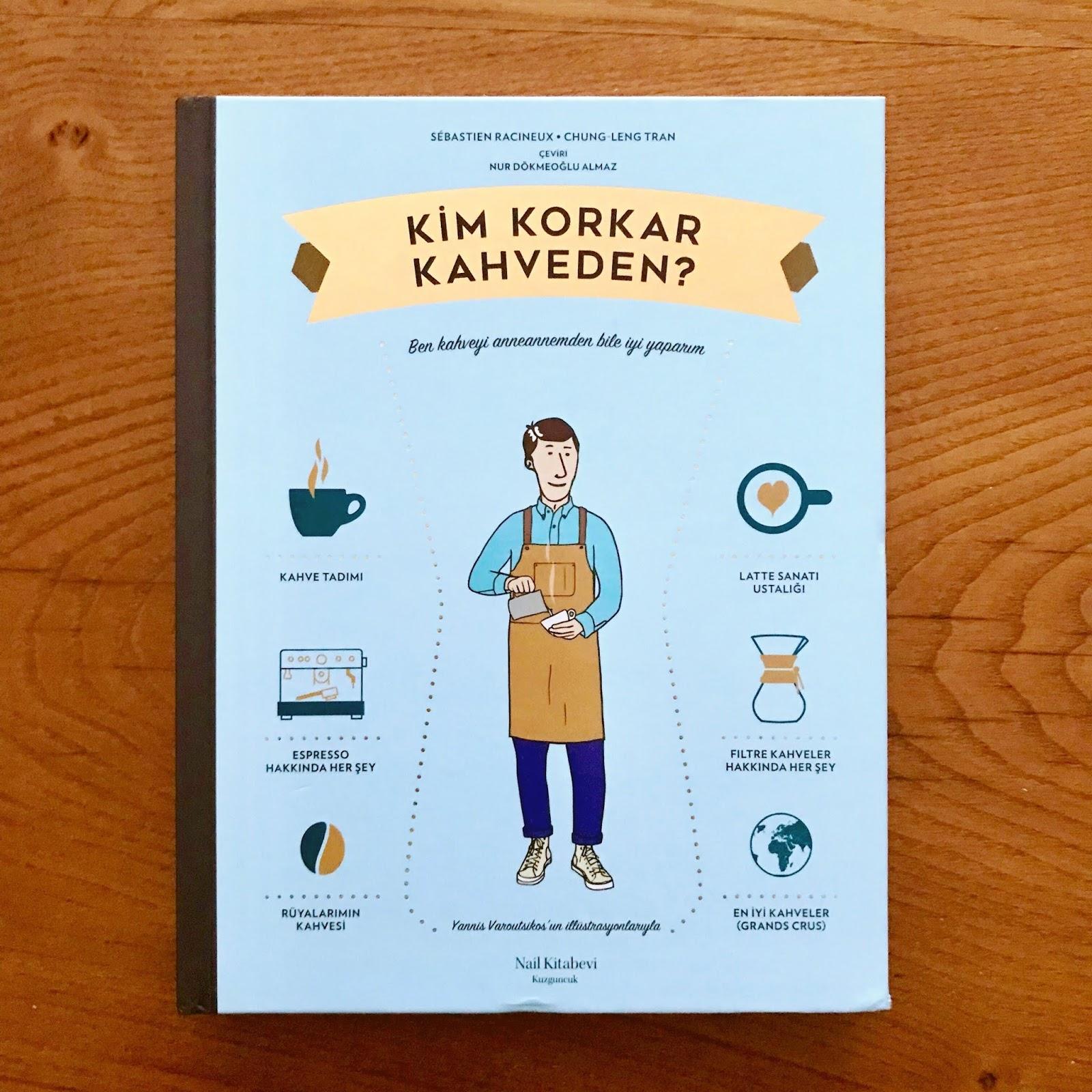 Kahveyi Anlatan Kitaplar (Kitap)