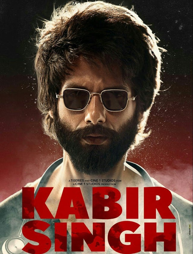 Kabir Singh (2019) Hindi 480p DVDRip x264 Full Movie