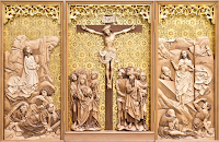The Detwang Triptych by ALBL Oberammergau