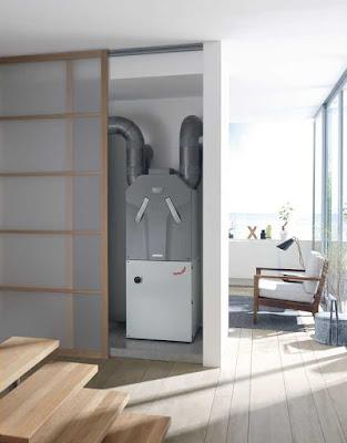 Sistema doble ventilación