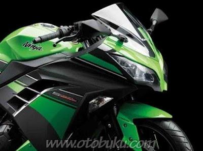 Daftar Harga Motor Kawasaki Ninja 250 Terbaru