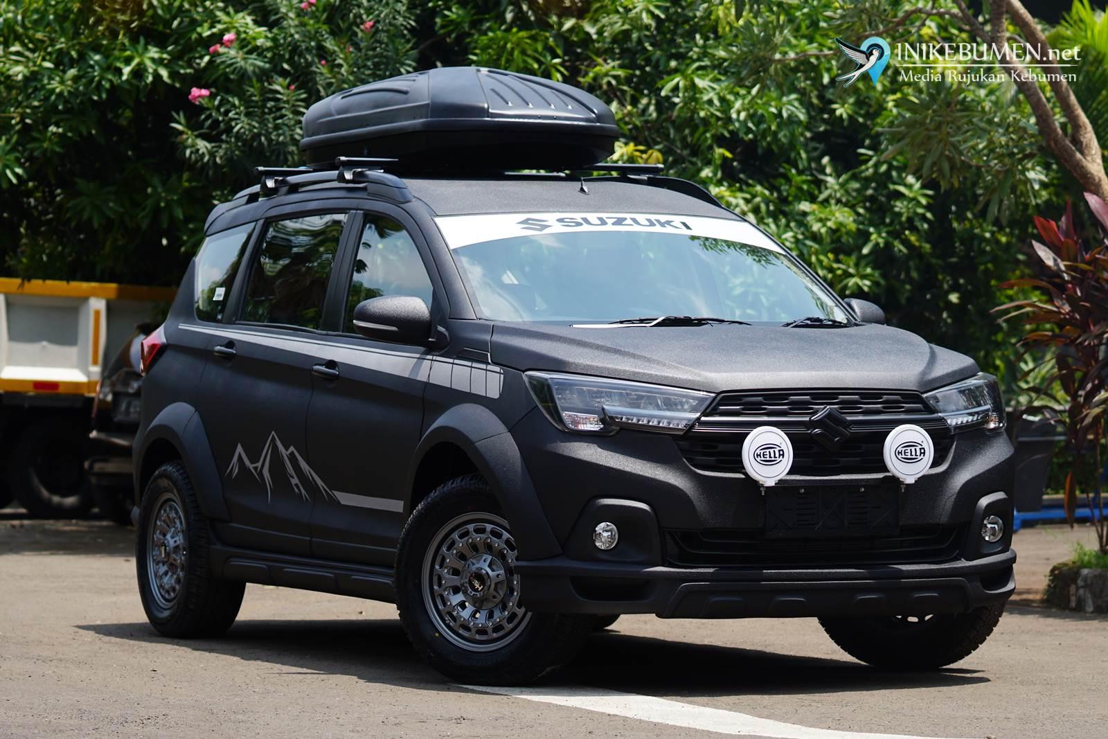 Hebohkan IMX 2020, Suzuki Tampilkan Modifikasi SUV Tergagah