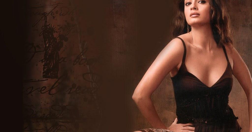 Diya Mirza Bikini 85
