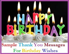 Thank You Messages Sample Thank You Messages For