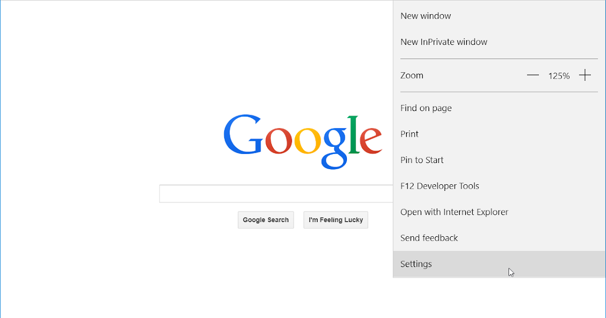 How to change the default search engine in Microsoft Edge web browser from Bing to Google or others   The 8th Voyager