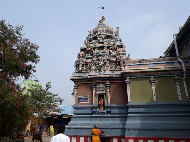Janagai Mariamman Temple Vimanam