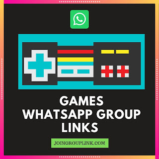 games whatsapp group links