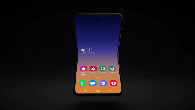 Galaxy Z Flip : quelques infos