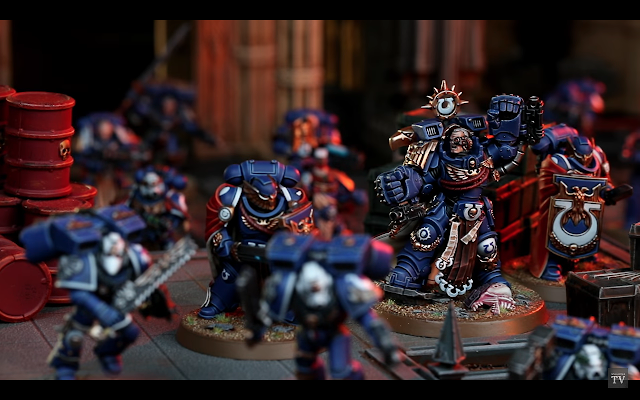 Marneus Calgar Guardia Honor Primaris