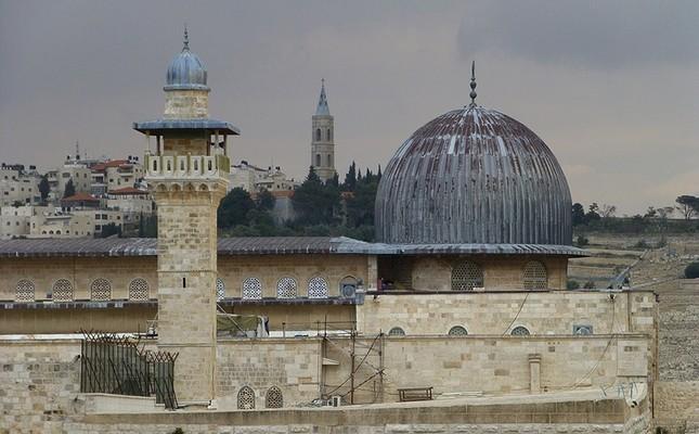 Palestina Kecam Israel karena Larang Imam Besar Masuk Al Aqsa