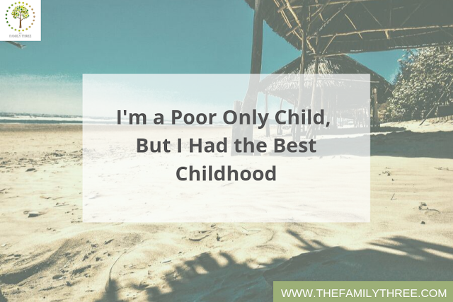 Only Child Story Blog - Poor Philippines Happy Childhood