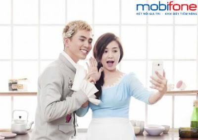 khuyến mãi tri ân khách hàng lâu năm của Mobifone