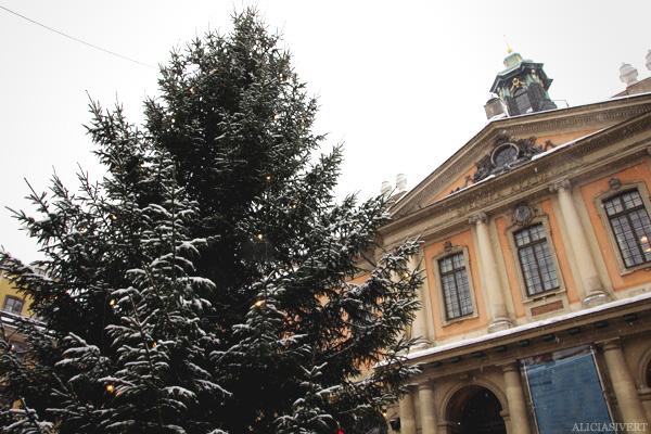 aliciasivert, Alicia Sivertsson, jul, christmas, x-mas, Gamla Stans julmarknad, Stortorget, julgran, christmas tree