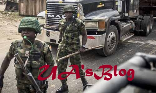 Traffic: Soldiers Batter, Handcuff, Arrest Young Lawyer