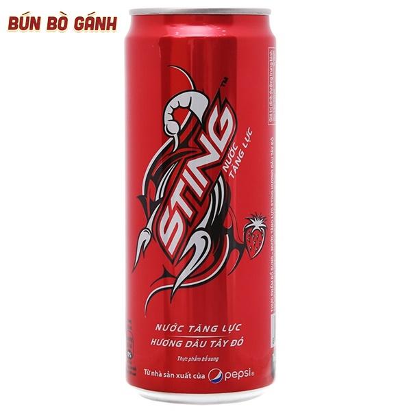 Nước Ngọt Sting - Soft Drink (Can)