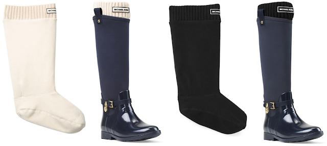 Michael Kors Boots Socks $11 (reg $35)