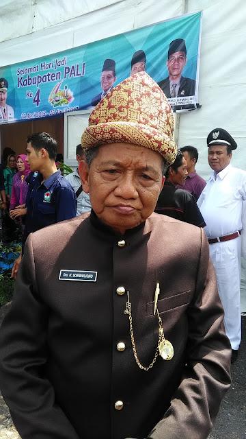 Ketua DPRD Kritik Sejumlah Pembangunan di PALI