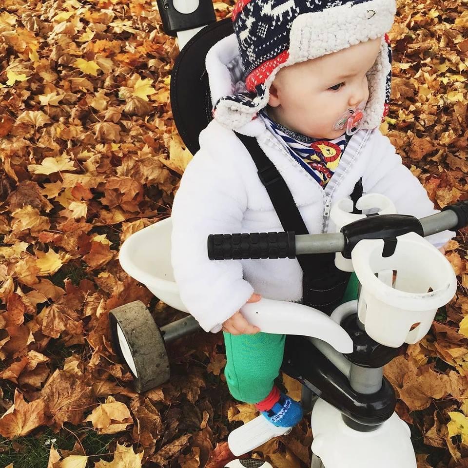 Tyler is 9 months old | Love, Maisie | www.lovemaisie.com