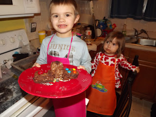 kids in the kitchen