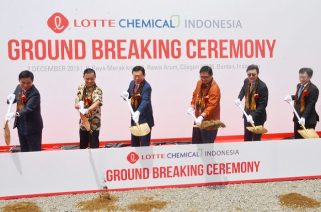 Peta Making Indonesia 4.0, Industri Petrokimia Makin Perkuat Struktur Manufaktur Nasional