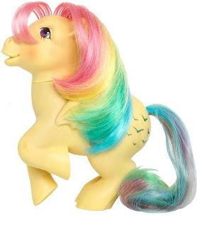 My Little Pony Retro Skydancer [ Apr 2018 ]